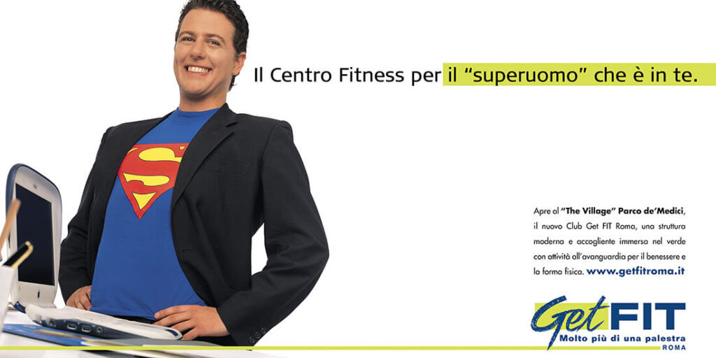 © Photo by Marco Miele_Campagna Pubblicitaria Affissione Stradale_GetFit_02