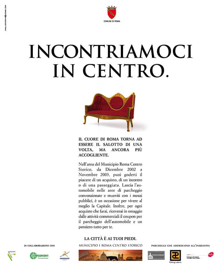 © Photo by Marco Miele_Campagna Pubblicitaria Comune di Roma
